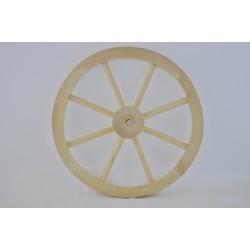 Small Drewniane koło