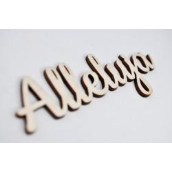 "Napis ""Alleluja"" -..."